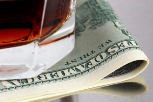 cost of alcohol